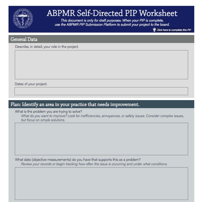 Download PIP Worksheet  Pip Template